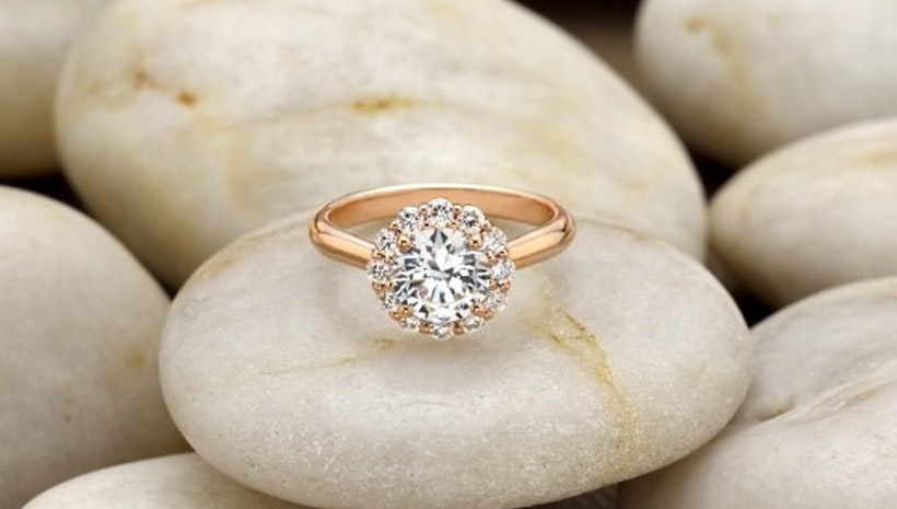 Propose In Pink This Spring With Brilliant Earth