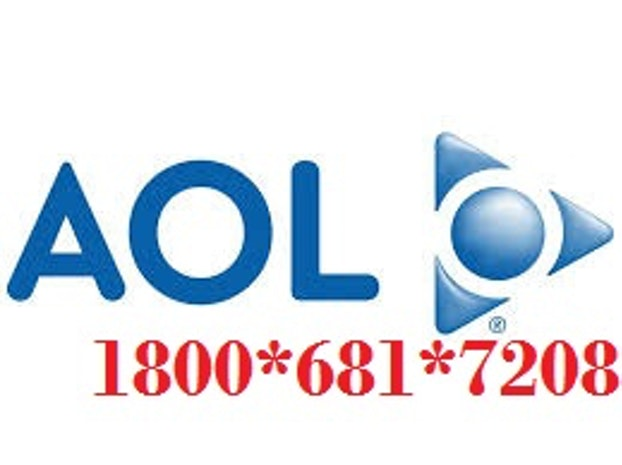Aol mail technical support phone number 1*8OO~681~72O8 Aol customer service support phone number customer helpline number