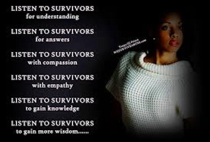 The Hijacking Of Survivor Narratives