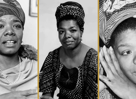 On Her Birthday, We Celebrate Maya Angelou