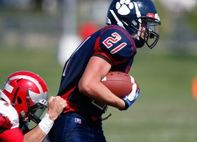 Why Do Football Players Wear Helmet Visors?