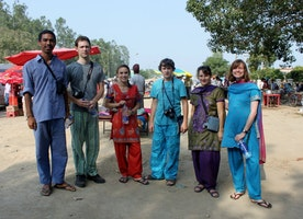 How to fix the problems of voluntourism in India.