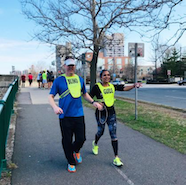 I Ran the Boston Marathon as the Official Guide for My Fellow IBMer