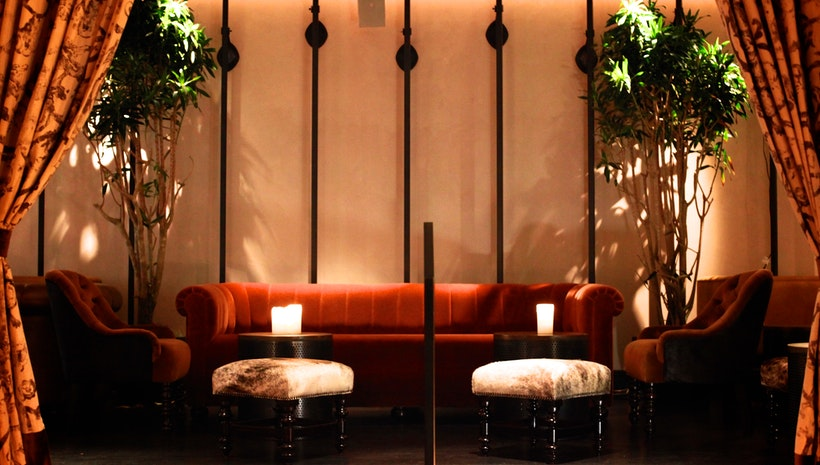 Go Downtown To Get Intimate At New Lounge, et al.