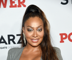 "Actress Lala Anthony Attends the STARZ ""POWER"" Season 6 Red Carpet and Premiere/Concert Event at Madison Square Garden"