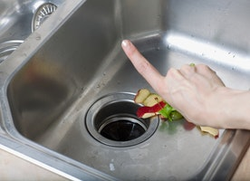 The Proper Care and Feeding of Your Kitchen Garbage Disposal
