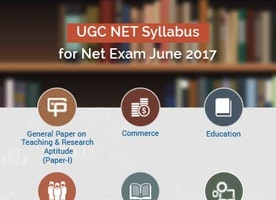 UGC NET Syllabus for Net Exam June 2017 | Updated