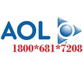 Gett AOL MAIL I*800~68I~7208 technical support phone number AOL customer service support care helpline login error