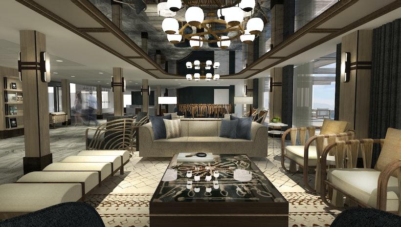 Gurney's Newport Resort & Marina in Newport, RI Is Getting A New Look