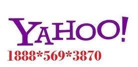 Yahoo contact number 1+888.569.3870 helpline phone number