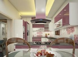 Trend of Built-in Appliances in Modular Kitchen
