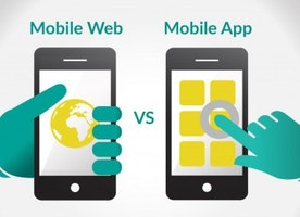 Mobile App vs Mobile Website - Which one is best for Your Business