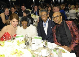 Jean Shafiroff Brings Out Hollywood Royalty To The NYC Mission Society's Annual Gala