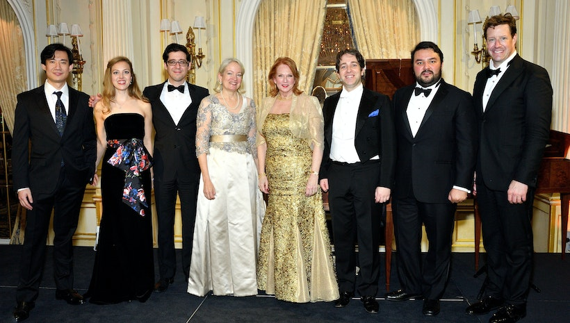 The Clarion Music Society Presents The Clarion 60th Anniversary Masked Gala