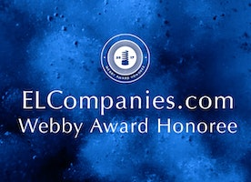 ELCompanies.com Receives Honorable Mention in the 21st Annual Webby Awards