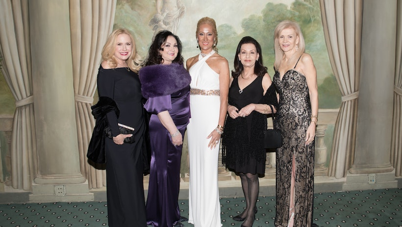 A Chance In Life's New York Celebrates Annual Spring Annual Ball At The Pierre