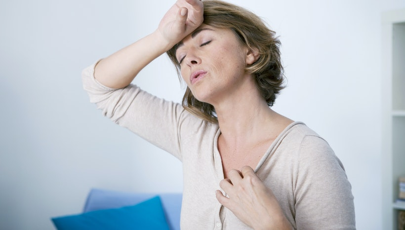 Menopausal Hot Flashes: Middle of the Night Sleep Intruders