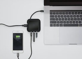 Homey Announces Coming Indiegogo for PowerUp – the World's Smartest Macbook Charger