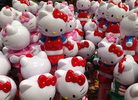 Hello Kitty - From a Cat Coin Purse to Feline Fame