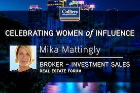 Celebrating Women of Influence: Mika Mattingly