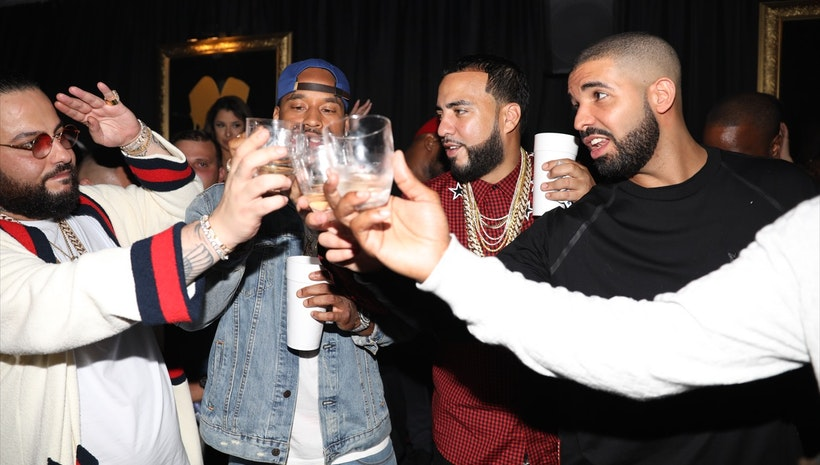 The Weeknd, Selena Gomez, Drake, & More Celebrate Belly's Birthday With Grey Goose