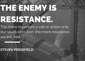The Enemy is Resistance