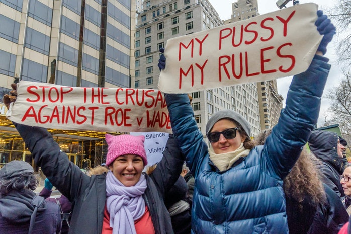 #ReadMyLips: Stop the Crusade Against Roe vs. Wade