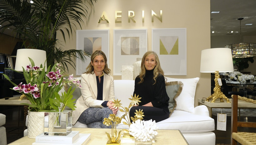 Aerin Lauder Celebrates Launch Of Collection With Williams Sonoma With Intimate Breakfast