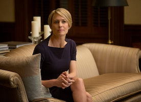 Celebrating House of Cards Season 3 with the Glam Style of Claire Underwood
