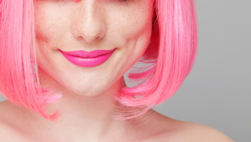 Pink Hair, Don't Care!