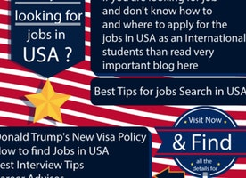 jobs for International Students in USA