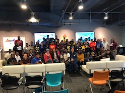 EA Austin Hosts Black Enterprise's Tech Connext