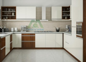 Designing a Modular Kitchen Shapes & Layout