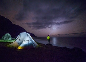 Thinking Of Going Solo Camping? Consider These 5 Great Tips