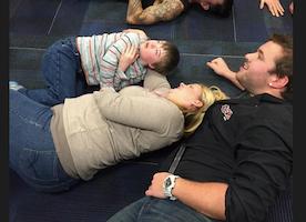 Adam Levine Makes Special Little Boy's Dream Come True after Concert