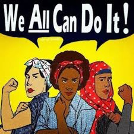 #ReadMyLips: Calling Women of all Backgrounds