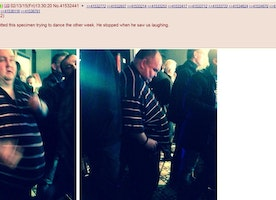 Thousands of women are throwing a guy a dance party after he was body shamed