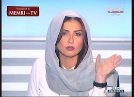 """You Are Just a Women..."" Lebanese TV Host Cuts Off London-Based Islamist's Interview After Insulting Remarks!"