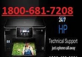 HP  printer tech SUPPORT PHONE NUMBER 1-800-681-7208