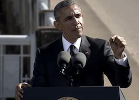 Obama's Selma Speech is Wonderful