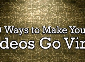 10 steps on how to create viral videos