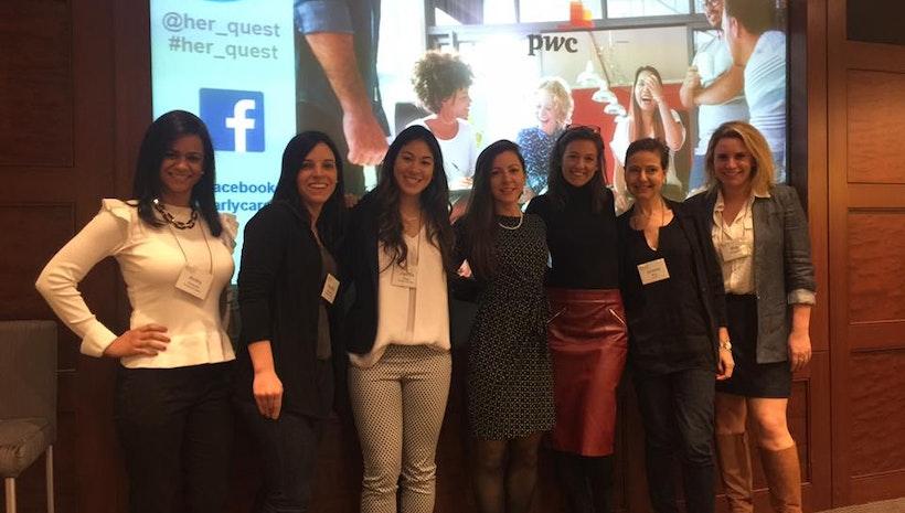 Danone @ NextGen Women's Leadership Conference!