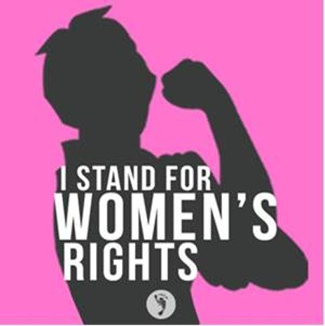 #ReadMyLips: I Stand for Women's Rights