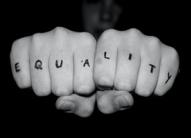 #ReadMyLips Quality men do not fear equality