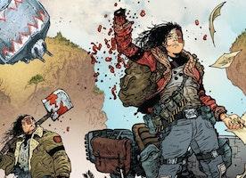 Comic Book Wednesdays Archives - The Nerd League