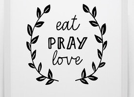 "#TravelThursday - Creating my own ""Eat, Pray, Love"" This Summer"
