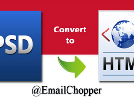 Why A Company Should Rely On The PSD to HTML Email Services