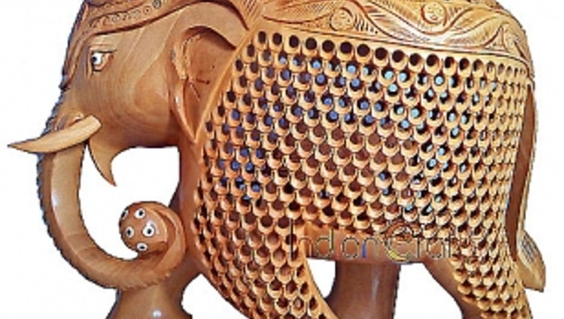 How wooden handicrafts can be perfect home decoration choices