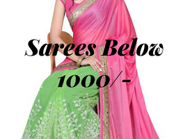 Flipkart Sarees Below 1000 | Best Deals and Offers - Ferri
