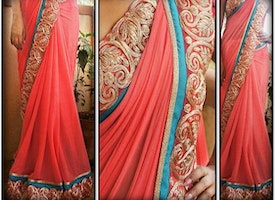 Why Sarees Online Shopping is too Simple in USA?